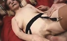Very Old Grandmother Still Loves Sex