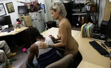 She Was Only Supposed to Strip But She Was Fucked Too