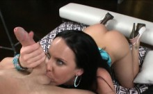 Huge ass Katie St Ives takes a big cock
